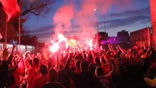 Himni i ri zyrtar i FK PARTIZANI (Pergjithmon do jesh me ne)
