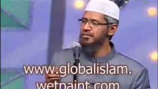 Reply of  'DOCTOR ZAKIR NAIK ,,, GUSTAAKH-E-RASOOL..'--Part3