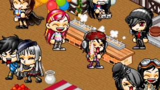 MapleStory Series: Demon Romance Part 9(A)