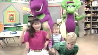 Opening to Barney's Magical Musical Adventure 1992 VHS