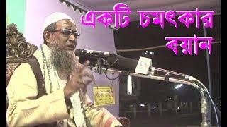 Bangla Waz By 2017 আলহাজ হযরত মাওলানা আব্দুল আউয়াল পীর সাহেব খুলনা খলিফা চরমোনাই ।