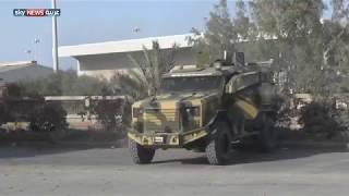 الجيش الليبي يواصل عملياته بدرنة