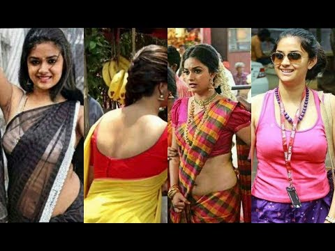 Xxx Mp4 Keerthi Suresh Hot Moments In Saree 3gp Sex