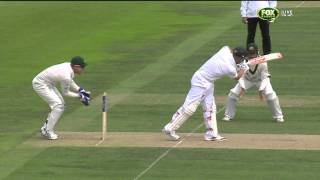 Fourth Ashes Test, day one highlights