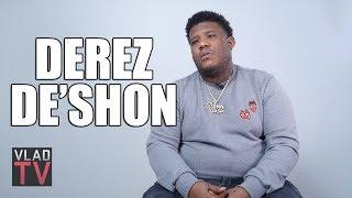 Derez De'Shon on Quitting Music & Doing Drugs After Slim Dunkin Got Killed (Part 1)