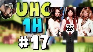 UHC 1H #17 | NEMS ET SES DRÔLES DE DAMES | ♦MINECRAFT-PVP♦