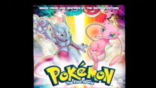 Pokemon The First Movie Soundtrack (1998) Promo (VHS Capture)