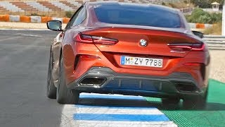 🇩🇪 BMW 8 Series (2019) TRACK TEST