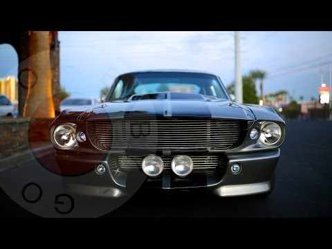 Gone in 60 seconds | Eleanor Shelby GT500