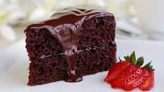 How To Make a Chocolate Mud Cake