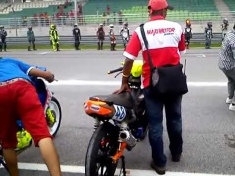 KBS MAM Kapcai Endurance 2012 Sepang International Circuits