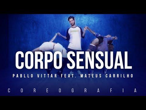 Corpo Sensual Pabllo Vittar FitDance TV Coreografia Dance Video