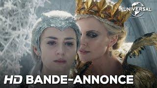 Le Chasseur et la Reine des Glaces - La bande-annonce officielle