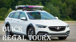 BUICK Regal Tourx Turbo 2018 Reviews - Interior, Engine - Specs Review | Auto Highlights