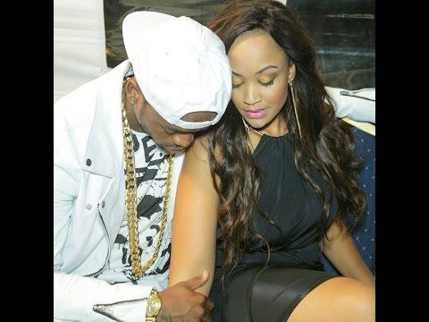 Diamond akimtaja Zari kwenye wimbo wa Mr Blue 'Pesa'