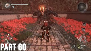 Nioh - 100% Walkthrough Part 60 [PS4] – Twilight Mission: The Bleeding Spider Lily