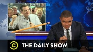 Birthers Target Ted Cruz: The Daily Show