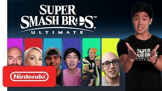 A Character For Everyone | Super Smash Bros Ultimate