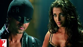 Scene - Dhoom:2 | Aryan and Sunehri like partners | Hrithik Roshan | Aishwarya Rai