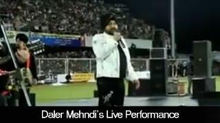 Medley  Live Performance At Closing Ceremony Of Sports Mela  Daler Mehndi  Drecords