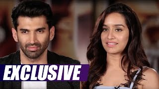 Exclusive | Ok Jaanu interview with Shraddha Kapoor and Aditya Roy Kapoor