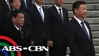 Bandila: Pilipinas at Tsina, magpupulong ukol sa 4 na note verbale