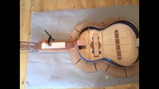 Building my own classical guitar