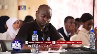 GDC Sn 7: Sheikh Khalifa School Vs  Matuga Girls High School