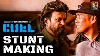 Nunchaku Fight Scene Making | Peter Hein Interview | Rajinikanth's Petta Movie