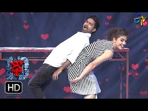 Xxx Mp4 Aqsa Khan Performance Dhee 10 21st March 2018 ETV Telugu 3gp Sex