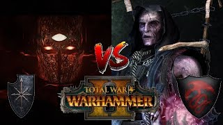 Chaos vs Vampire Counts | THE TRUE LORD OF THE END TIMES?: Total War Warhammer 2