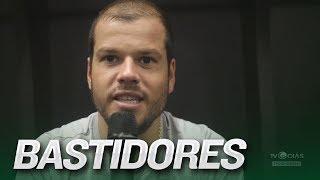 Bastidores - Goiás 2 x 0 Náutico - Brasileirão 2017