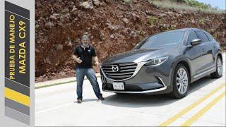 Mazda CX9 - Premium sin costar lo que un premium