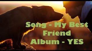 [HD] jason Mraz - My best friend lyrics