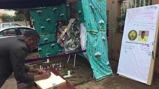 Le Cameroun rend hommage à Ekeng