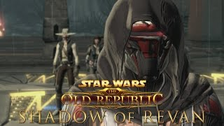 Star Wars The Old Republic - Shadow of Revan Complete Republic Storyline