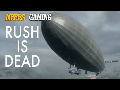 watch RUSH IS DEAD - BF1 New Game Mode