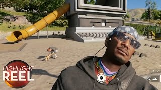 Highlight Reel #257 - Watch Dogs Selfie Triggers Dog Fiasco