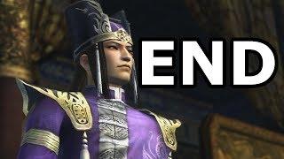 Dynasty Warriors 6 Sima Yi Walkthrough Ending - No Commentary Playthrough (PS3)