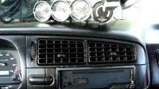 Volkswagen Golf GTi 2.0 1995 Turbo + álcool (legalizados)