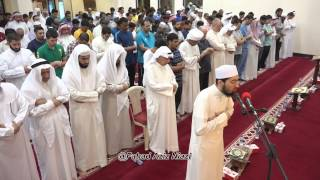 Emotional Surah Ar-Rahman (till Ayah 53)Fahad Aziz Niazi سورةالرحمن - صلاة التراويح - فهد عزیز نیازی