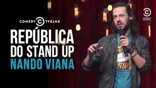 República do Stand Up Apresenta Nando Viana