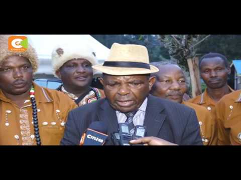 Kikuyu elders call on politicians to avoid inciting Kenyans ahead of 2017 elections