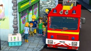 Fireman Sam New Episodes | Best Water Rescues - Fireman Sam saves Pontypandy 🚒🔥Kids Movie