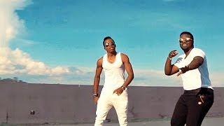 Landry Melody  - Bas du dos Feat Locko [official video]