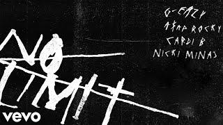 G-Eazy - No Limit (Official Audio) (ft. Nicki Minaj, Cardi B, A$AP Rocky)