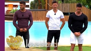 There's A Couple Shuffle In The Villa - Love Island