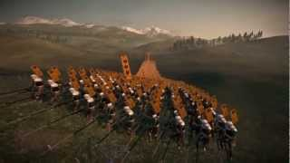 Shogun 2 - Bow Massacre (Cinematic)