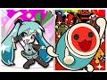 Download Lagu World's End Dancehall feat. HATSUNE MIKU // Perfect COMBO / Taiko Drum Master WiiU :3