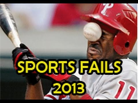 Sports Fail Compilation 2013